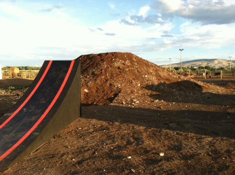 how to build a fmx ramp